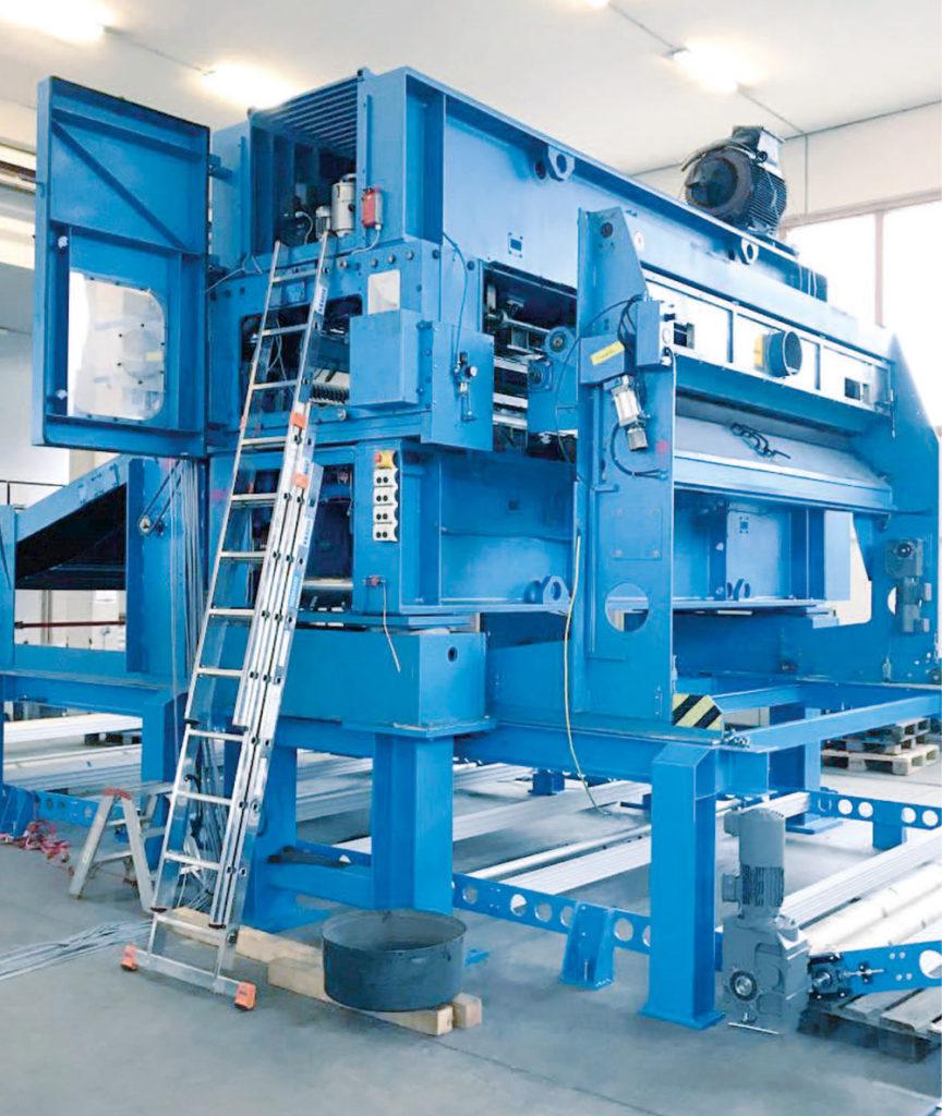 Modernisierung Maschinen